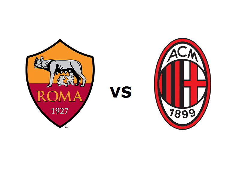 Roma Milan streaming
