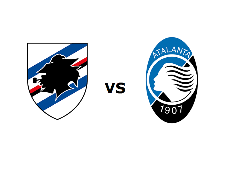 Sampdoria Atalanta streaming