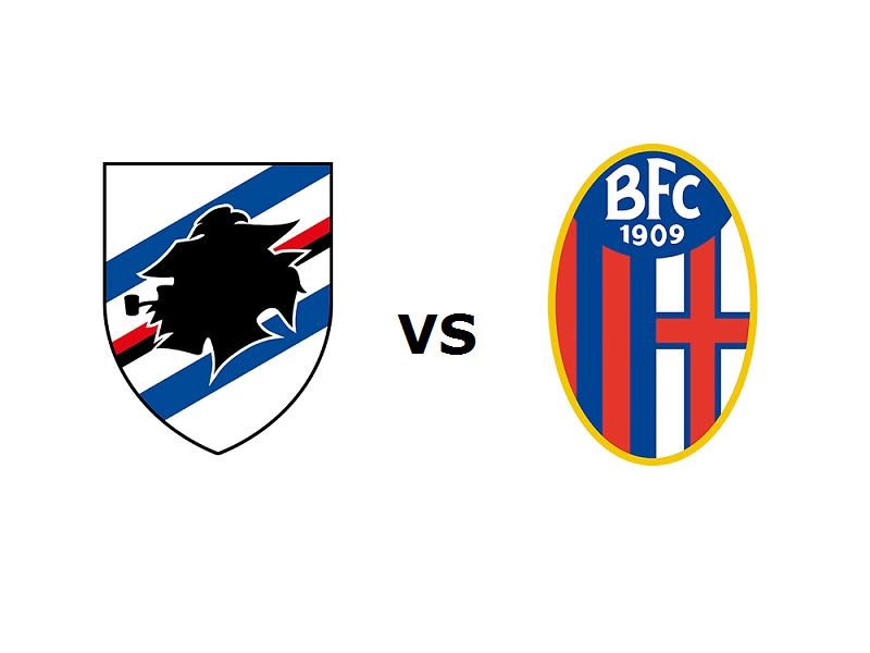Sampdoria Bologna streaming