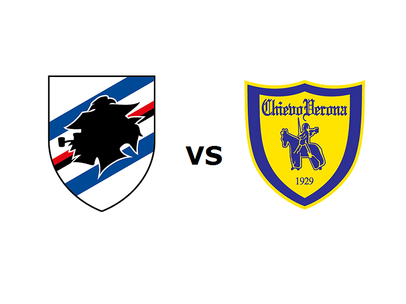 Sampdoria Chievo streaming