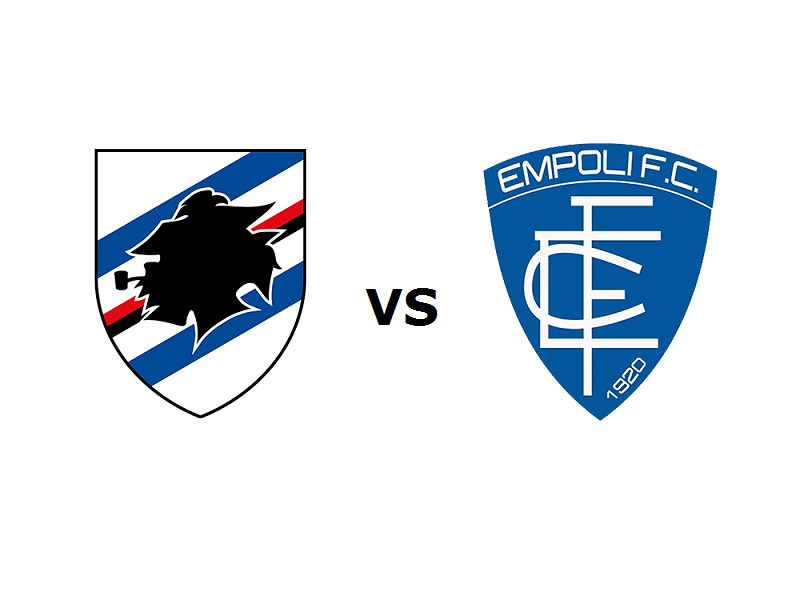 Sampdoria Empoli streaming