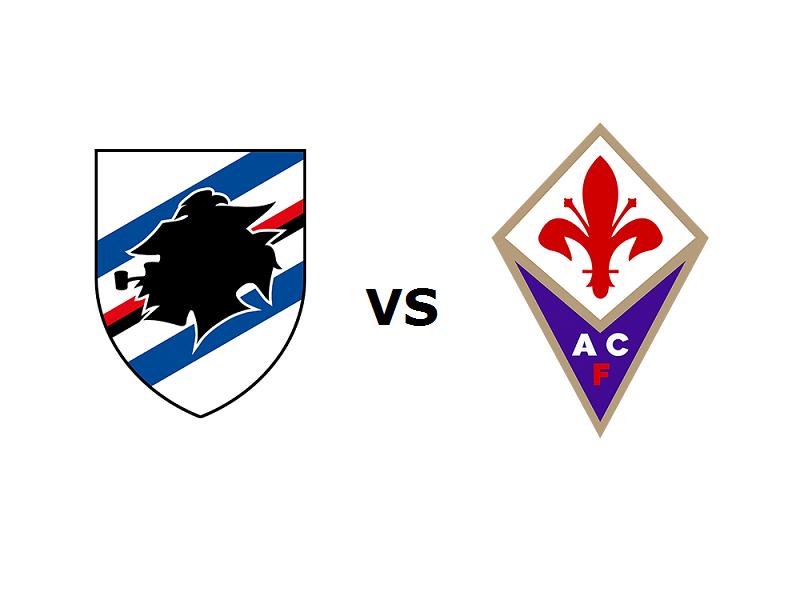 Sampdoria Fiorentina streaming