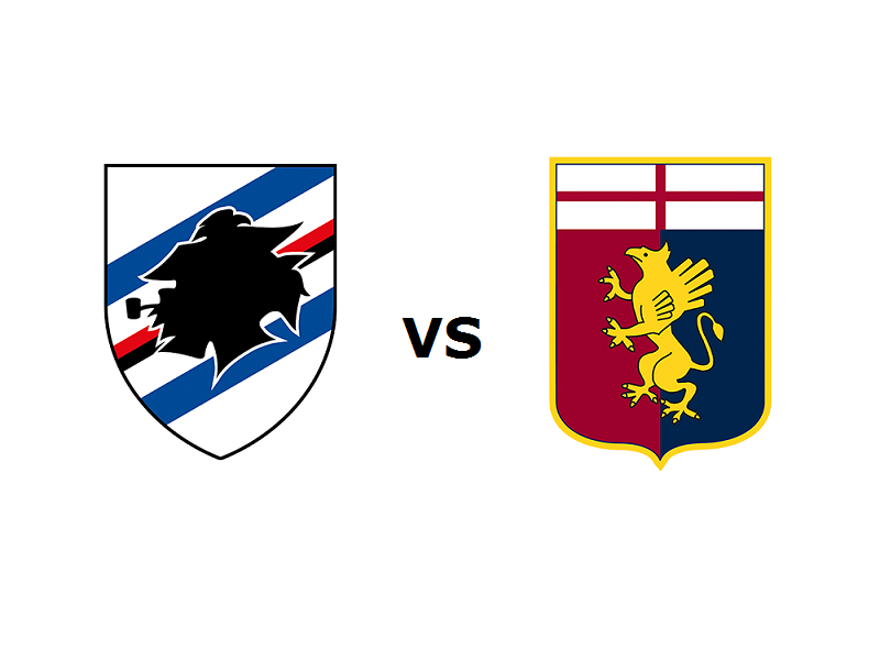 Sampdoria Genoa streaming
