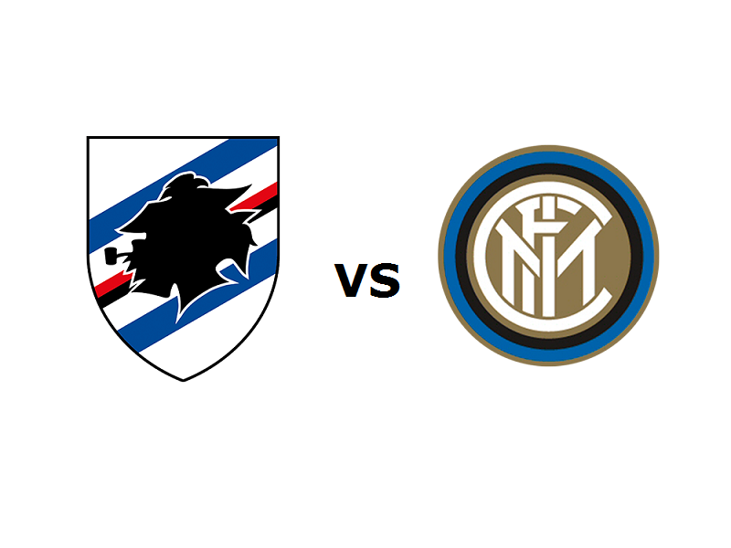 Sampdoria Inter streaming
