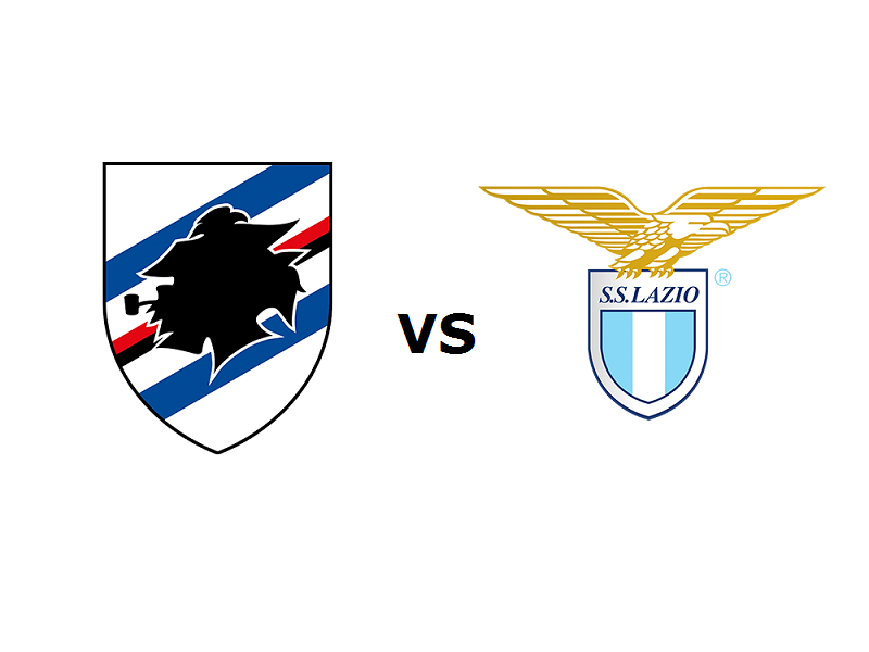 Sampdoria Lazio streaming