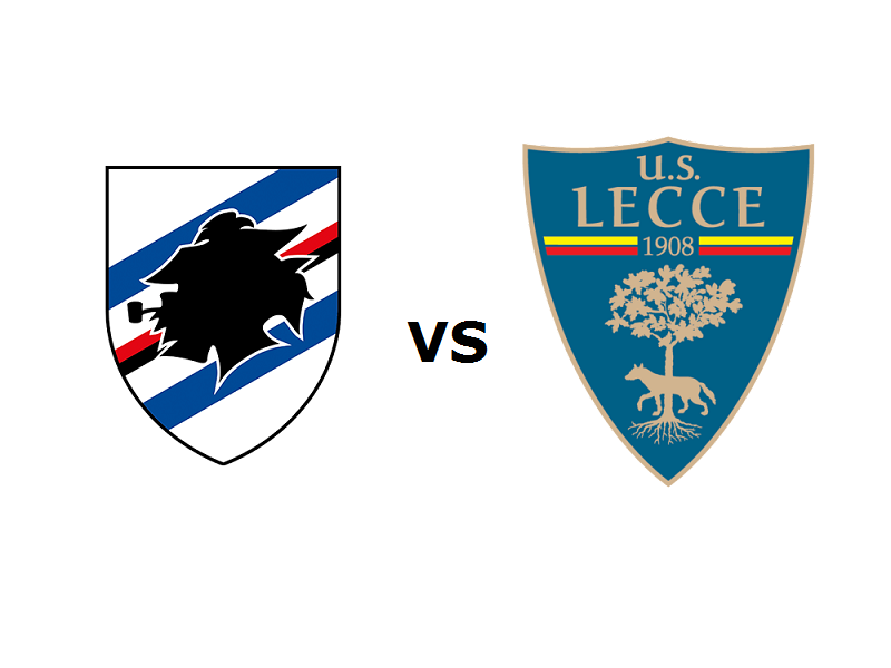 Sampdoria Lecce streaming