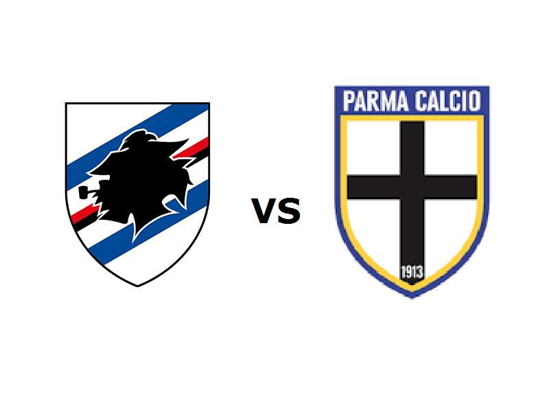Sampdoria Parma streaming