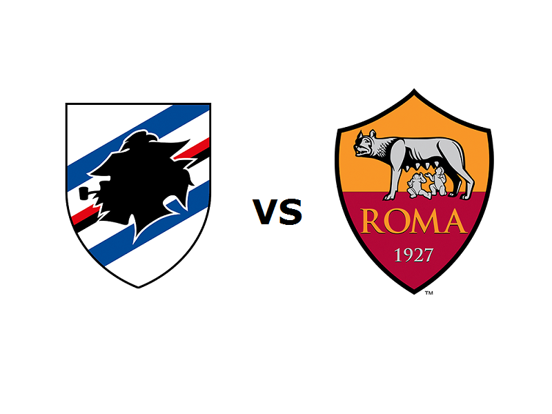 Sampdoria Roma streaming