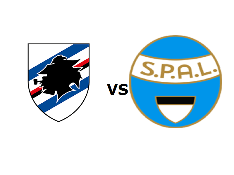 Sampdoria Spal streaming