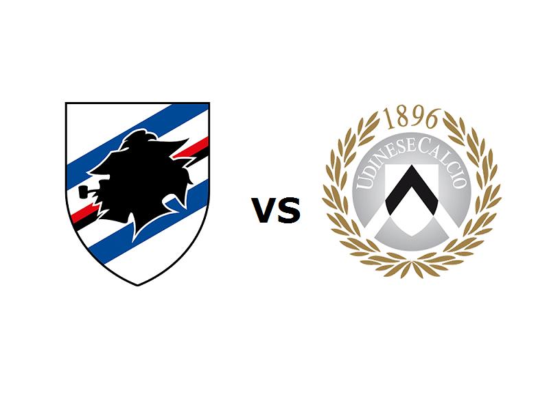 Sampdoria Udinese streaming