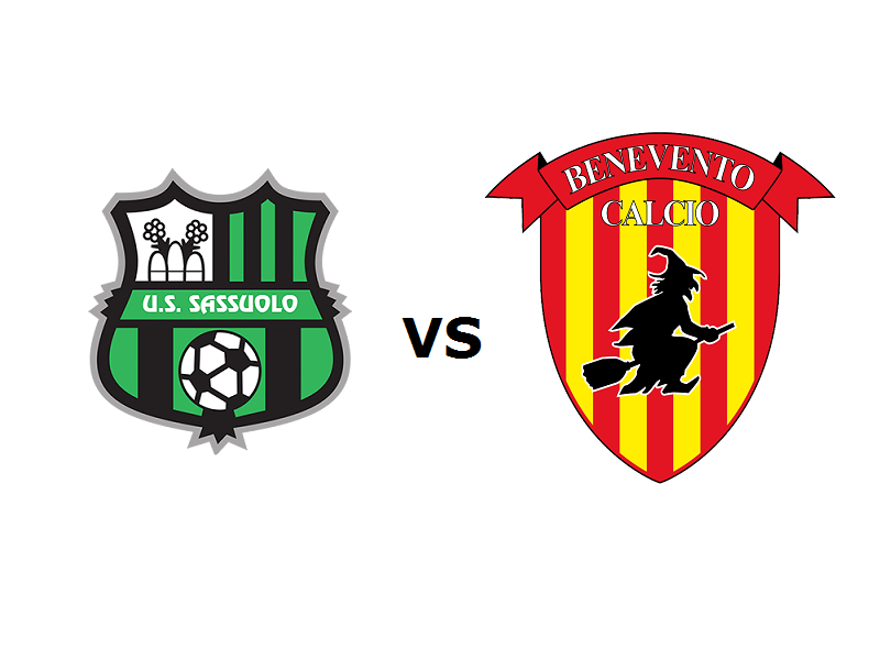 Sassuolo Benevento streaming