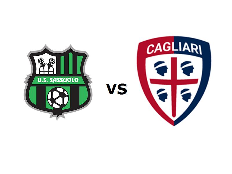 Sassuolo Cagliari streaming