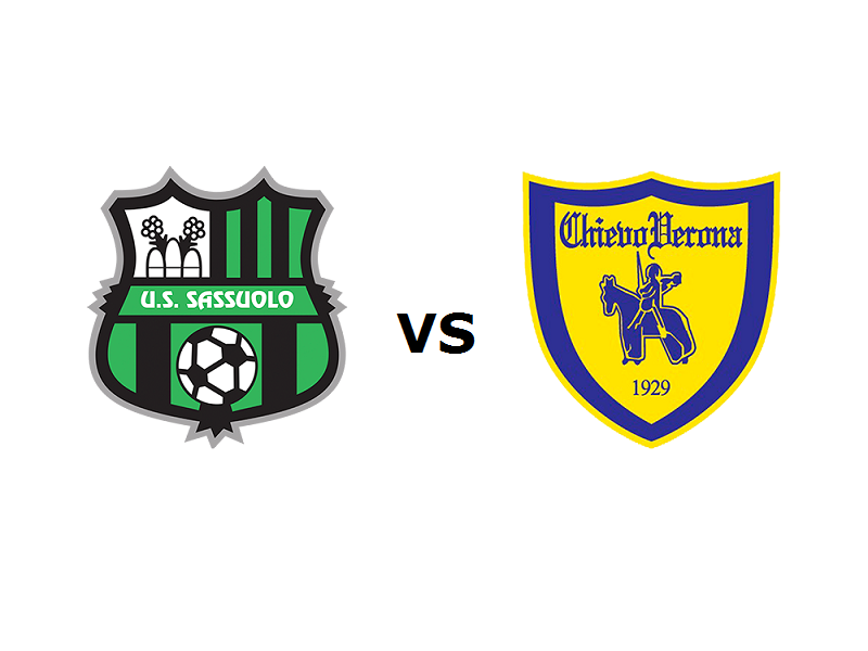 Sassuolo Chievo streaming