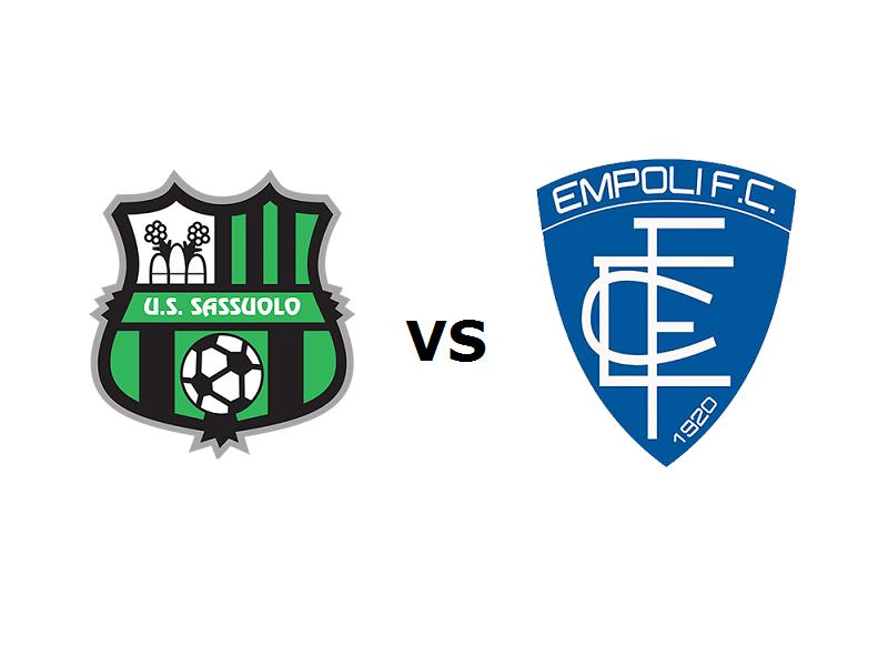 Sassuolo Empoli streaming