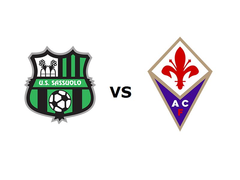 Sassuolo Fiorentina streaming