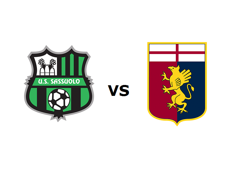 Sassuolo Genoa streaming
