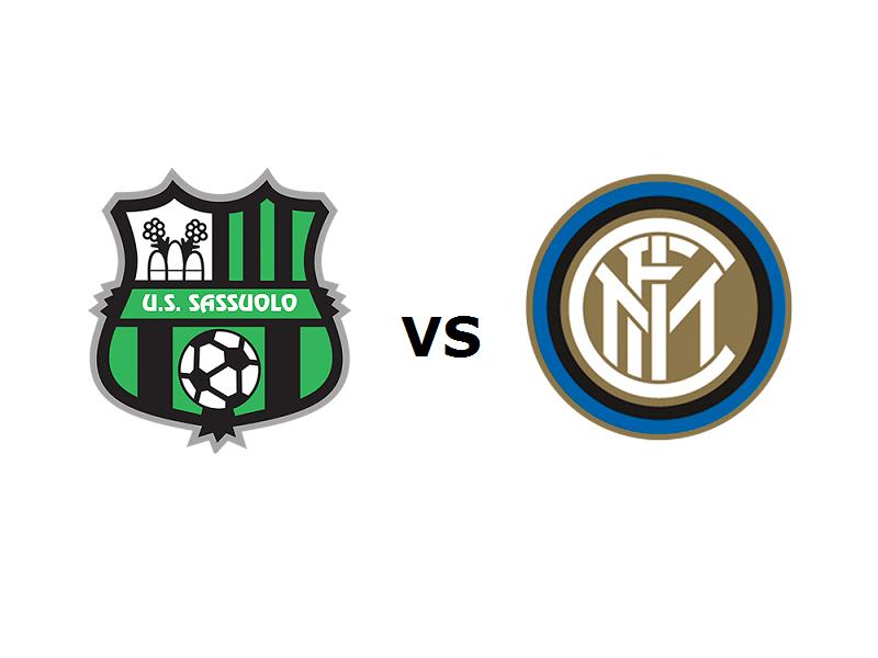 Sassuolo Inter streaming