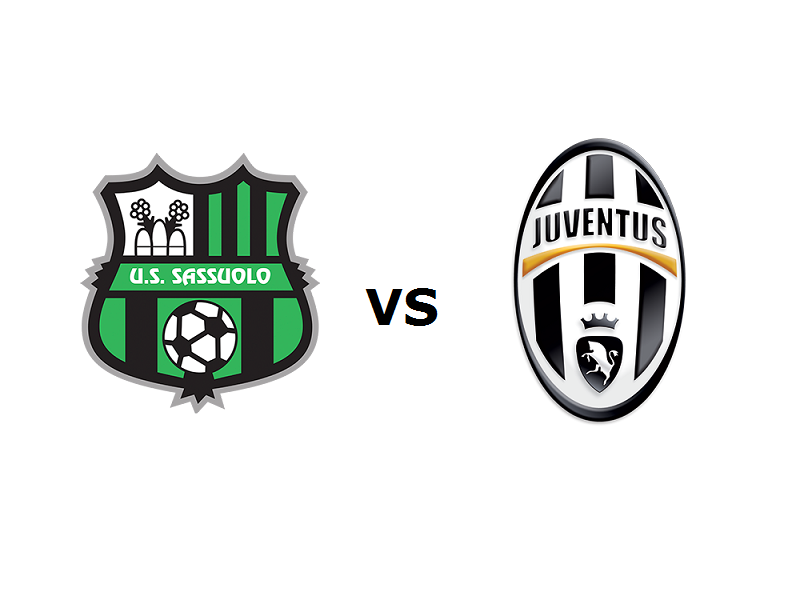 Sassuolo Juventus streaming
