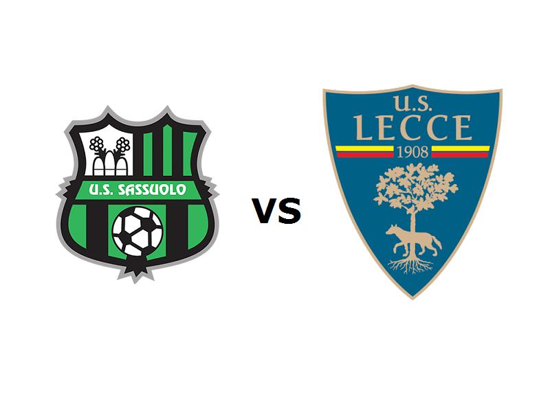 Sassuolo Lecce streaming