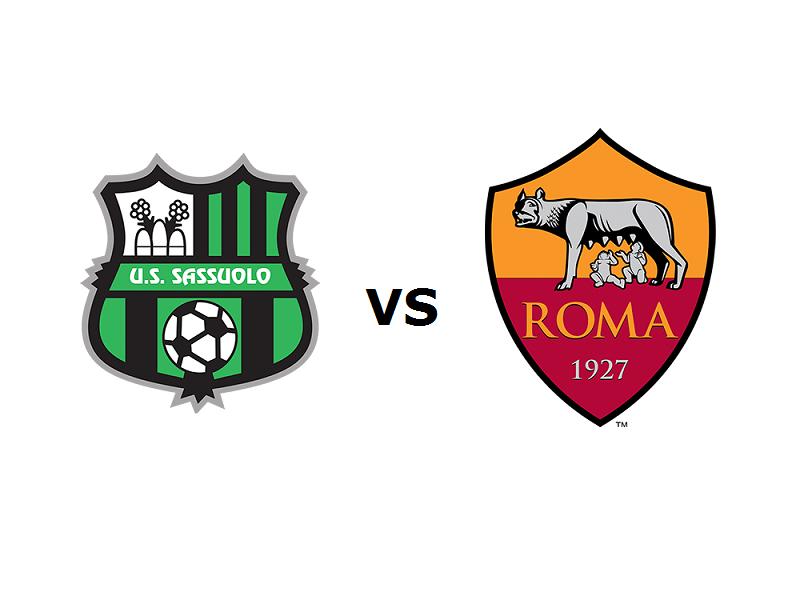 Sassuolo Roma streaming