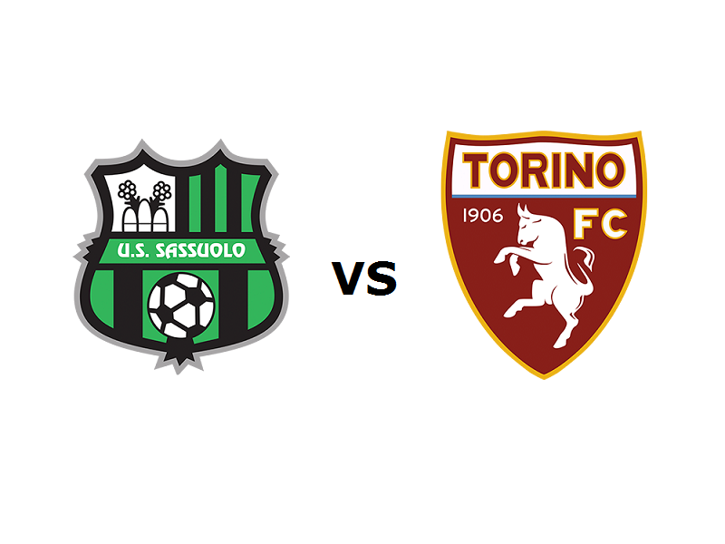 Sassuolo Torino streaming