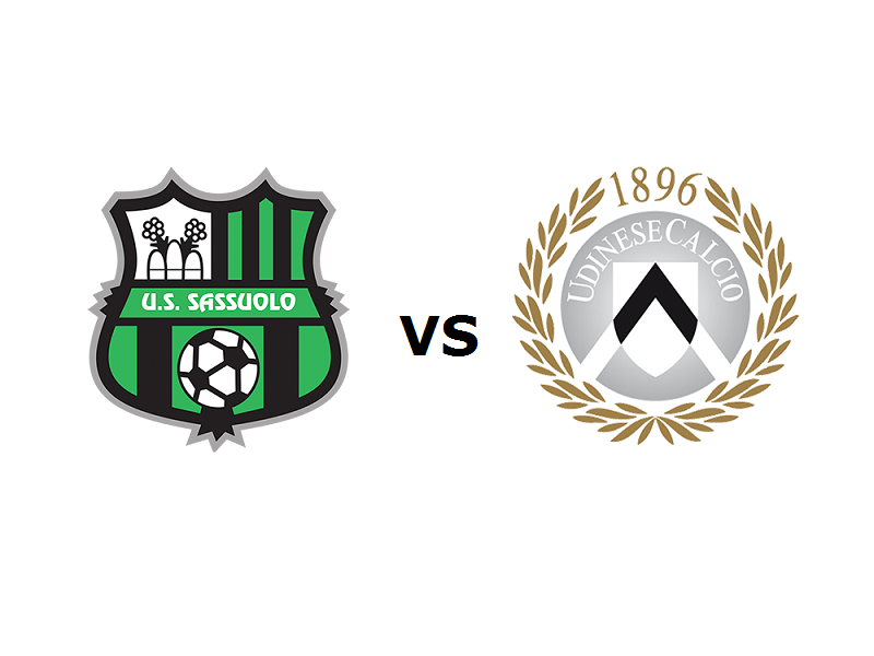Sassuolo Udinese streaming