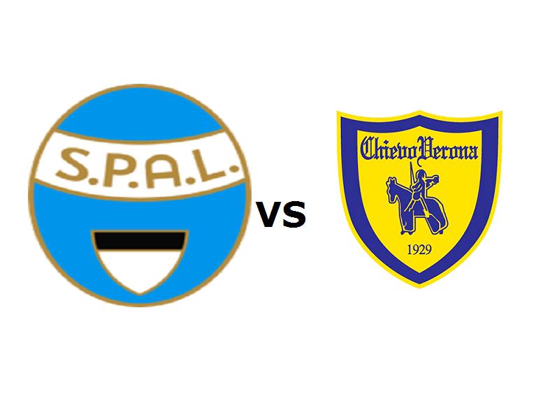 SPAL Chievo streaming
