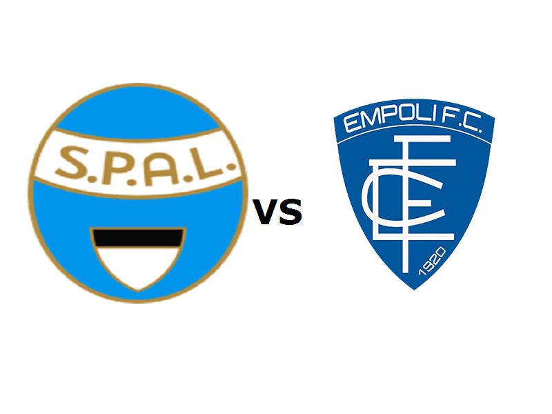 Spal Empoli streaming
