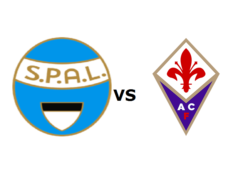 SPAL Fiorentina streaming