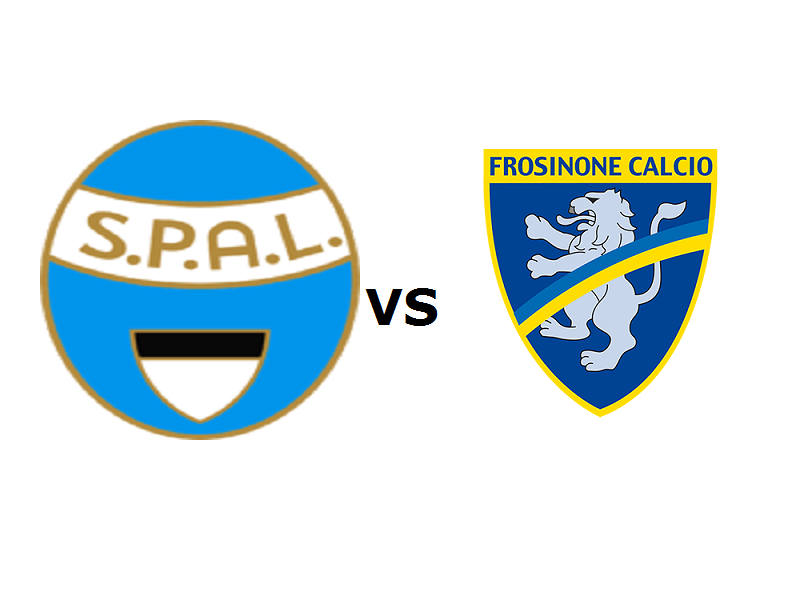 Spal Frosinone streaming