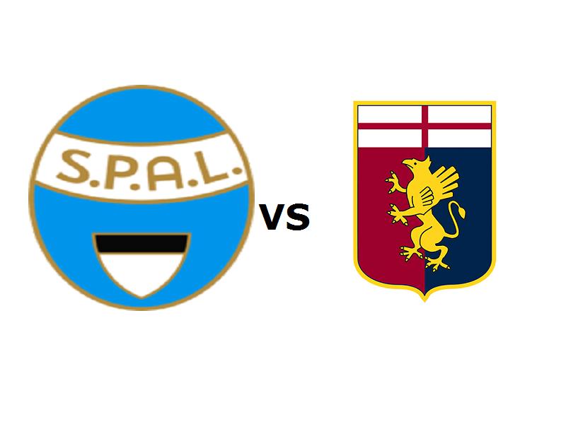 Spal Genoa streaming