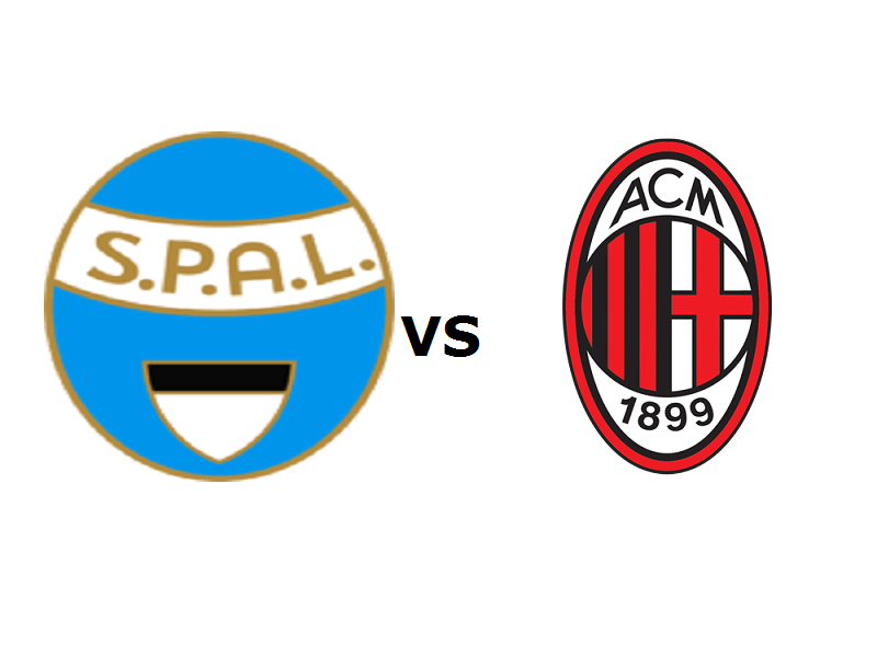 Spal Milan streaming