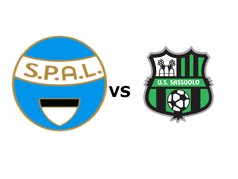 Spal Sassuolo streaming