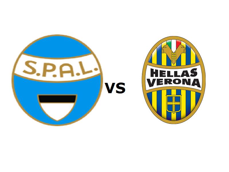 Spal Verona streaming