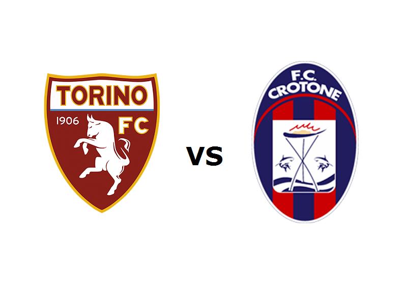 Torino Crotone streaming