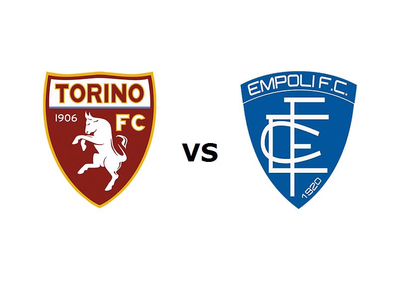 Torino Empoli streaming