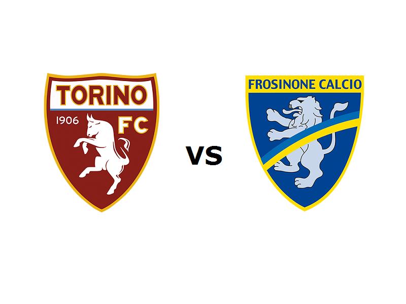 Torino Frosinone streaming