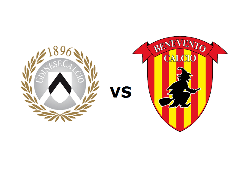 Udinese Benevento streaming