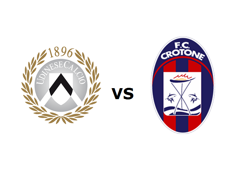 Udinese Crotone streaming