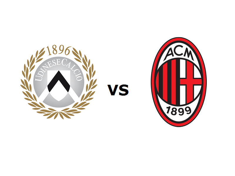 Udinese Milan streaming