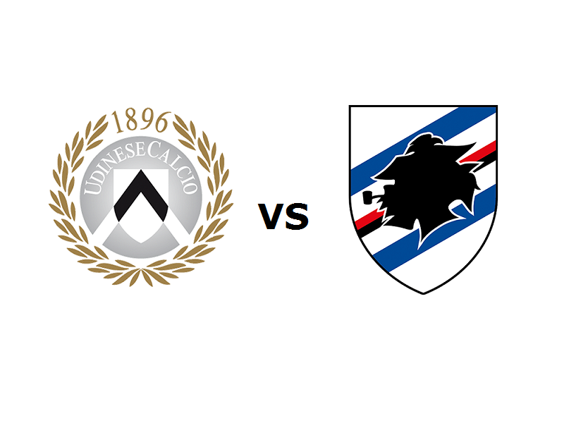 Udinese Sampdoria streaming