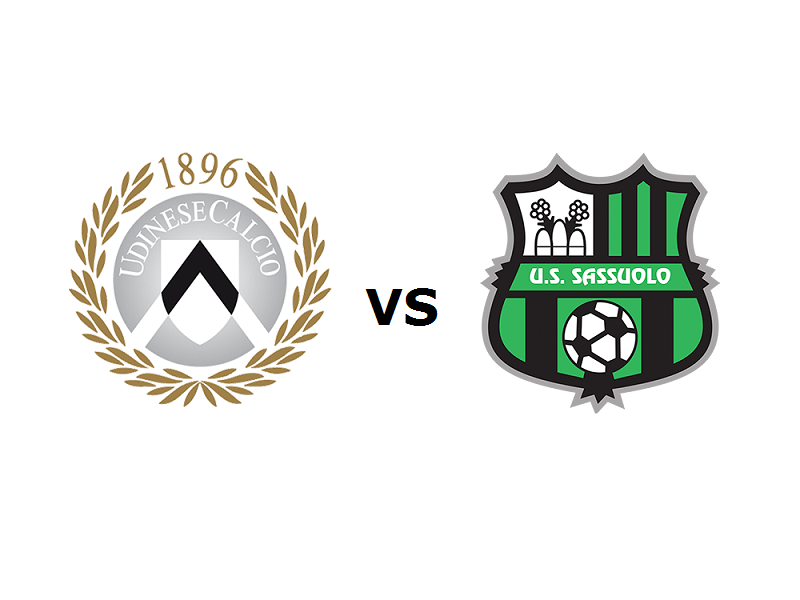 Udinese Sassuolo streaming