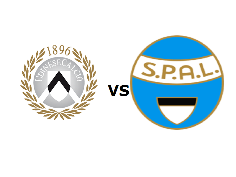 Udinese SPAL streaming