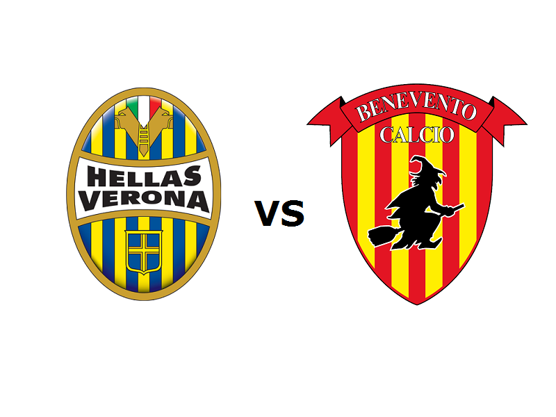 Verona Benevento streaming