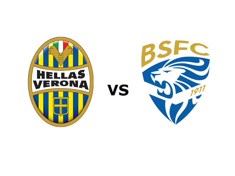 Verona Brescia streaming