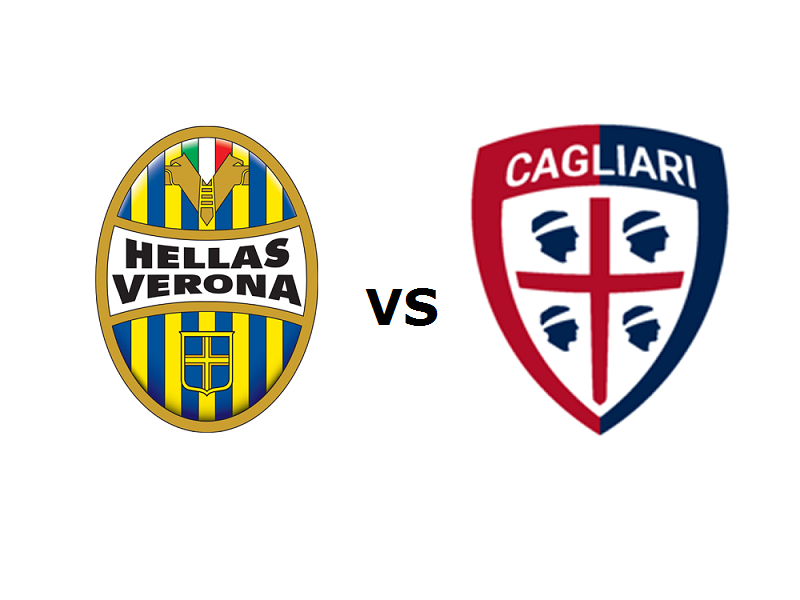 Verona Cagliari streaming