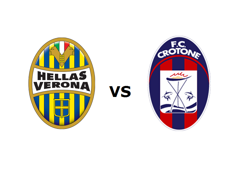 Verona Crotone streaming