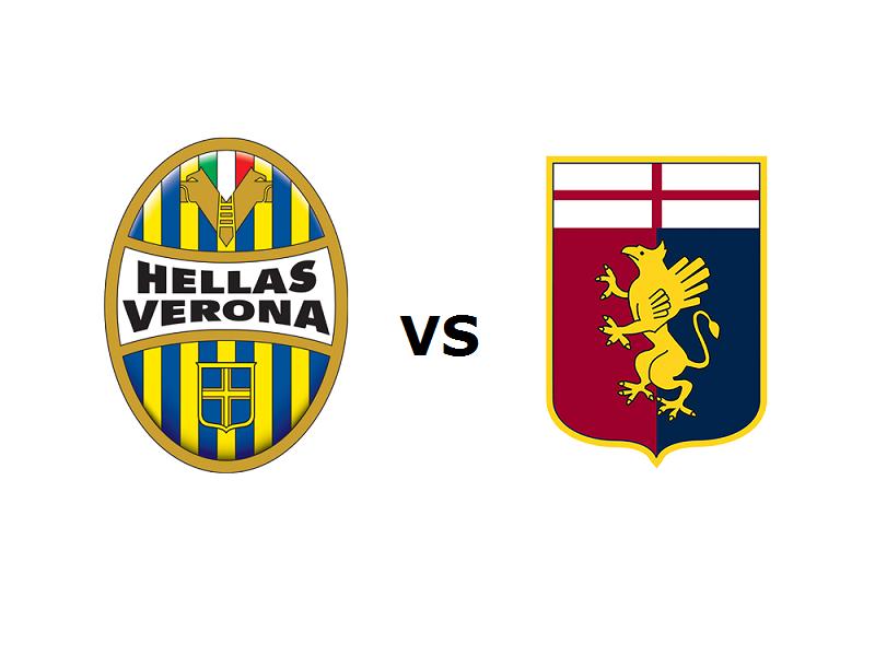 Verona Genoa streaming