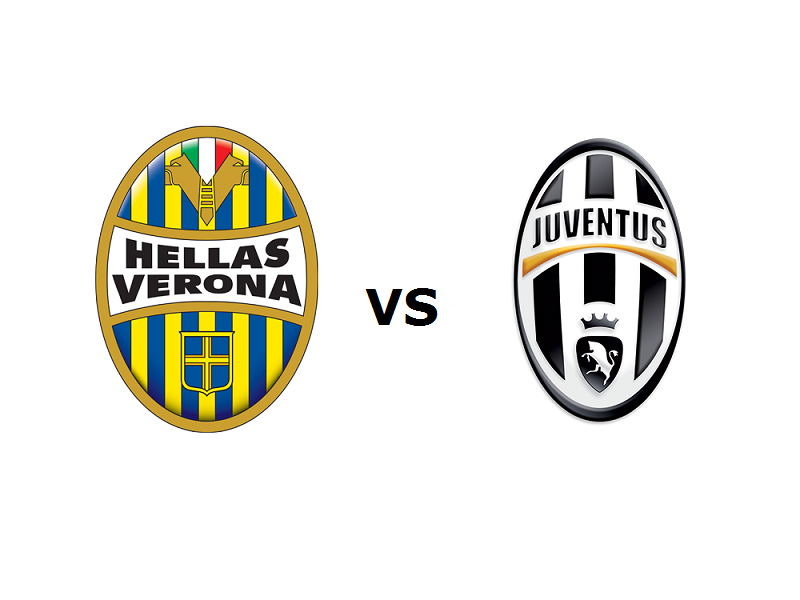 Verona Juventus streaming