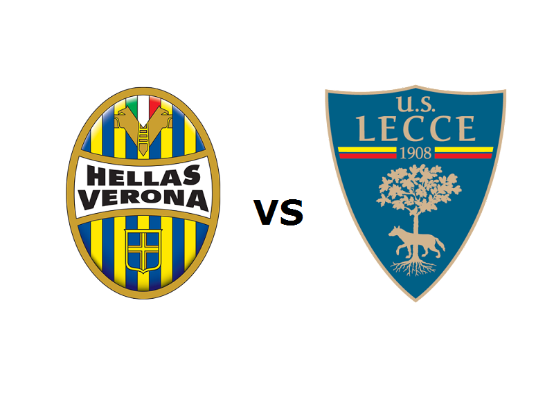 Verona Lecce streaming